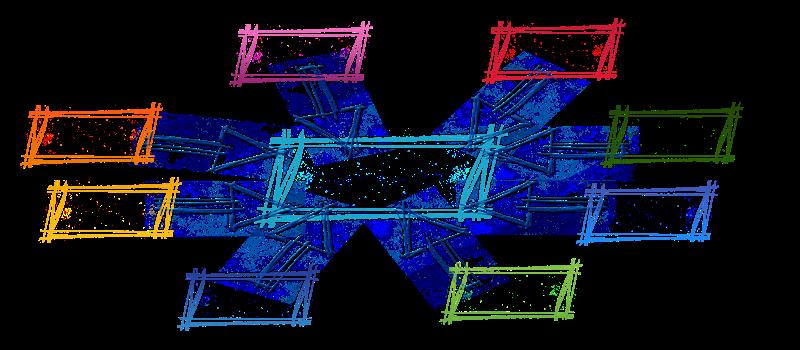 カラフルな組織デザイン