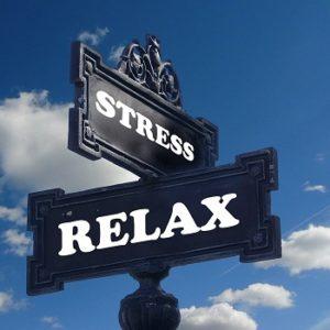 ストレス低減で免疫力向上